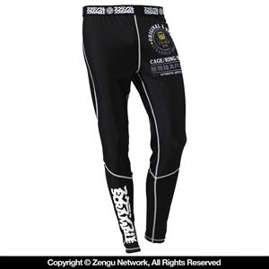 Scramble Black Spats